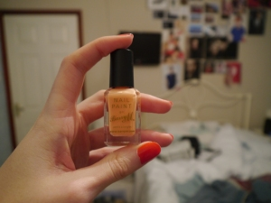 Barry M Nail Paint in Peach Melba £2.99