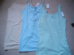 Selection of camisoles, Primark, £2